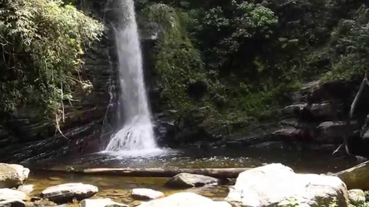 cachoeira da onças